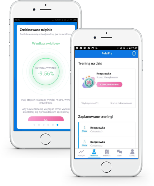 PelviFly app
